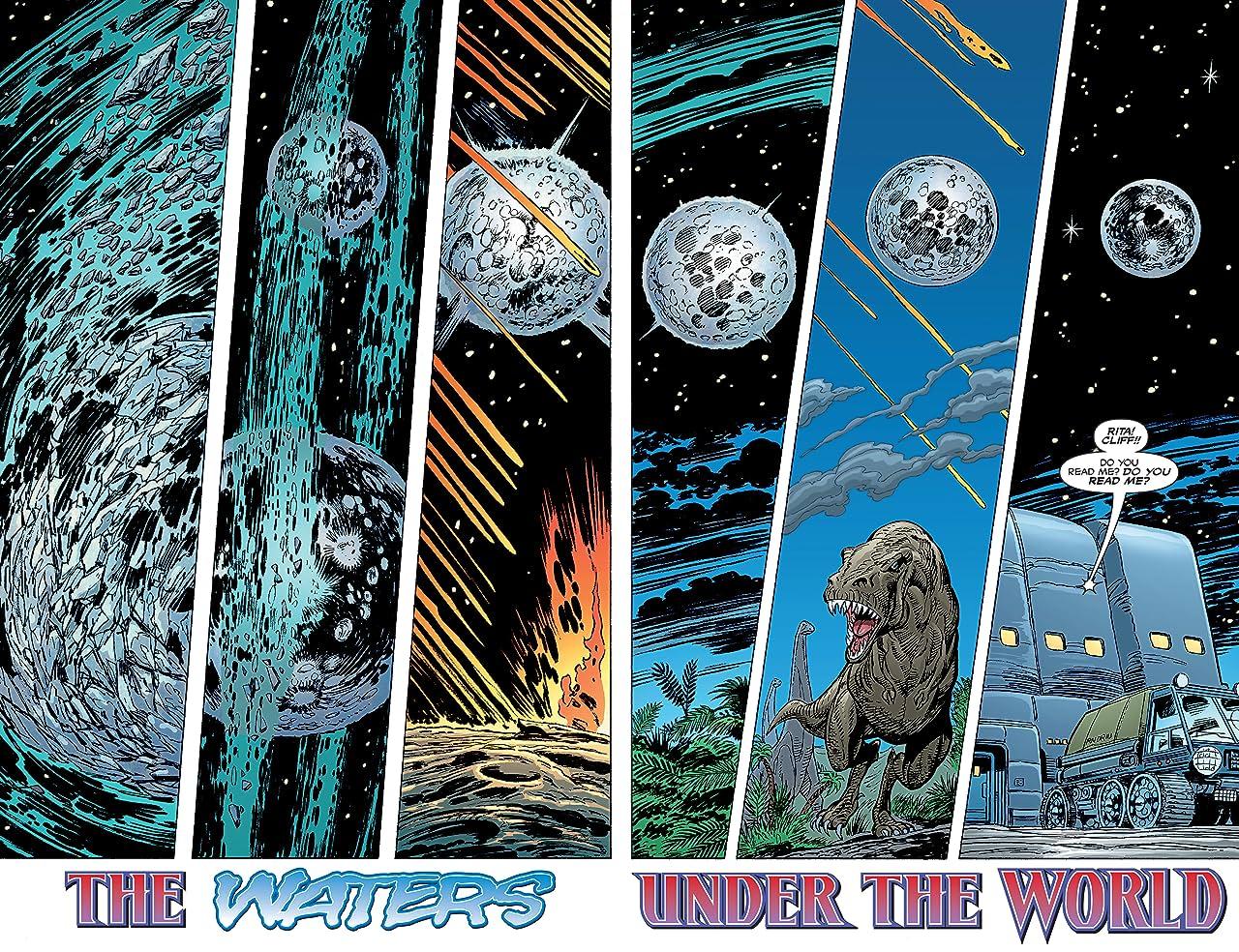 Doom Patrol (2004-2006) #4