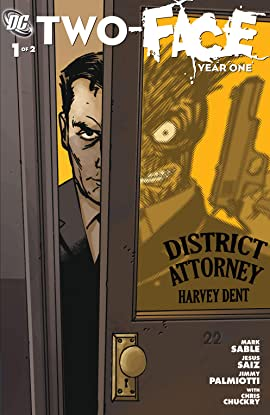 Two-Face: Year One (2008) #1