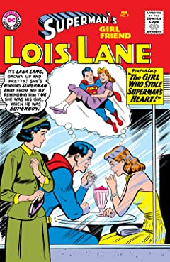 Superman's Girl Friend Lois Lane (1958-1974) #7