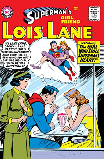Superman's Girl Friend Lois Lane (1958-1974) #7