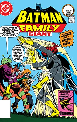 Batman Family (1975-1978) #10