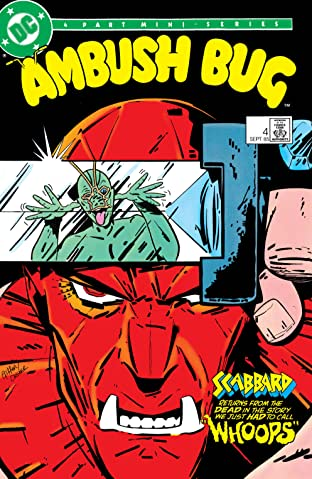 Ambush Bug (1985) No.4