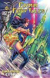 Grimm Fairy Tales Vol. 2 #29: Atlantis