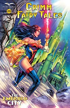 Grimm Fairy Tales Vol. 2 #29: Atlantis
