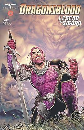 Dragonsblood #3: Legend of Sigurd