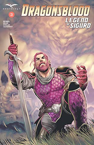 Dragonsblood No.3: Legend of Sigurd