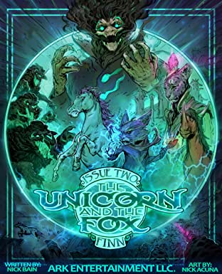 The Unicorn and the Fox Tome 2: Finn
