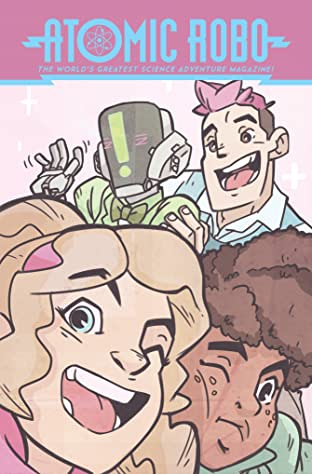 Atomic Robo and the Dawn of a New Era No.5
