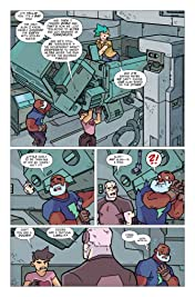Atomic Robo and the Dawn of a New Era #5