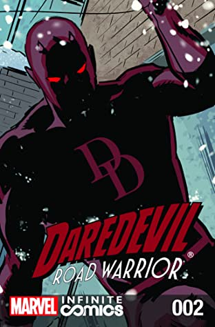 Daredevil: Road Warrior Infinite Comic #2 (of 4)