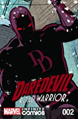 Daredevil: Road Warrior Infinite Comic #2