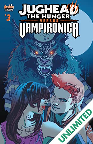 Jughead the Hunger vs Vampironica #3