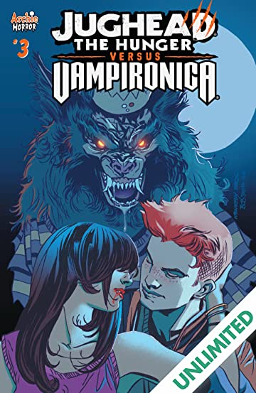 Jughead: The Hunger Vs. Vampironica #3