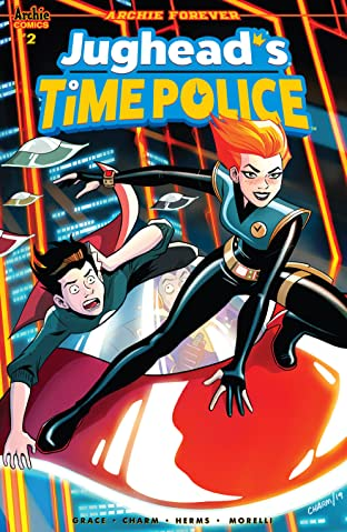 Jughead's Time Police #2