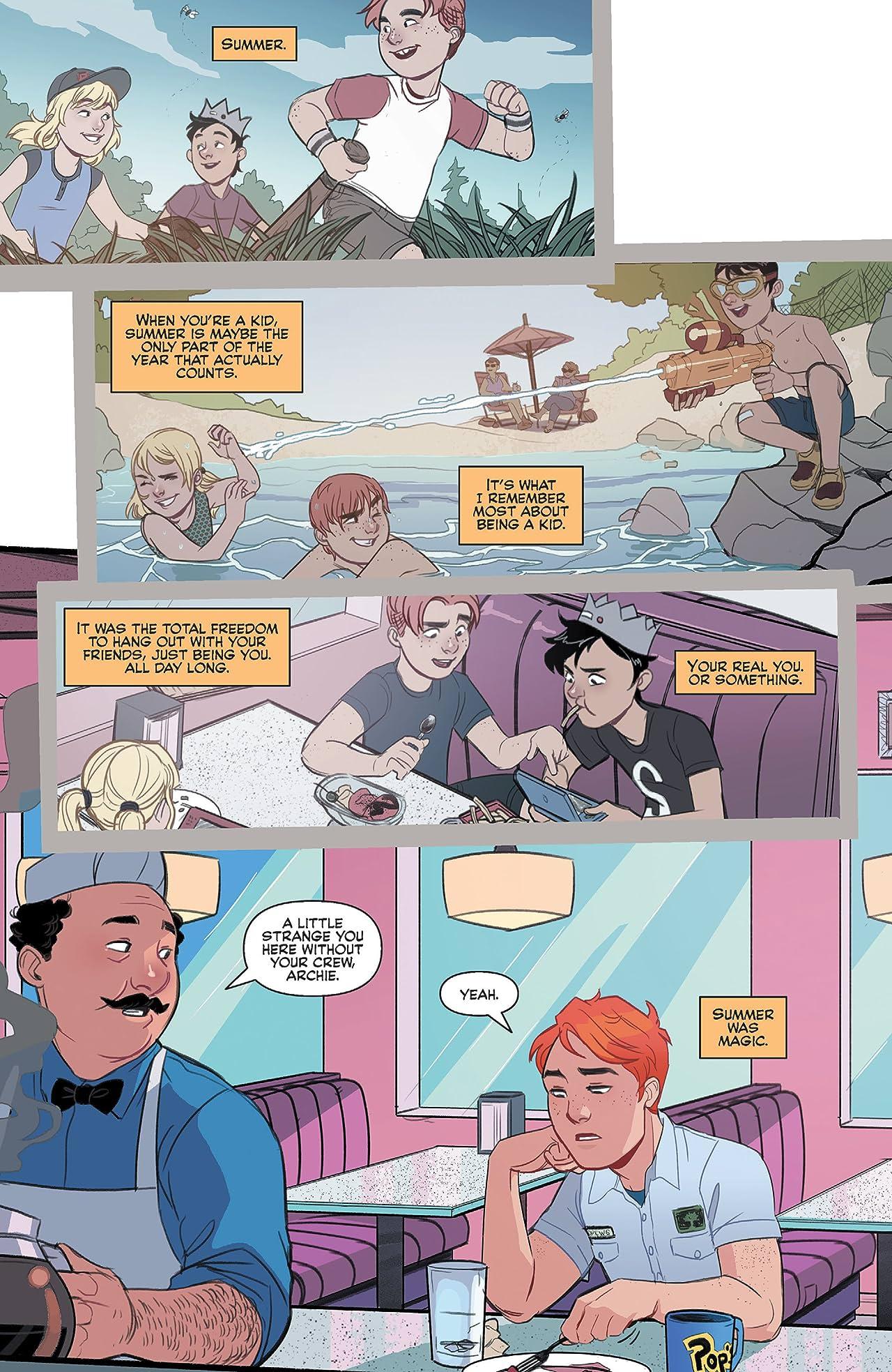 Archie (2015-) #706