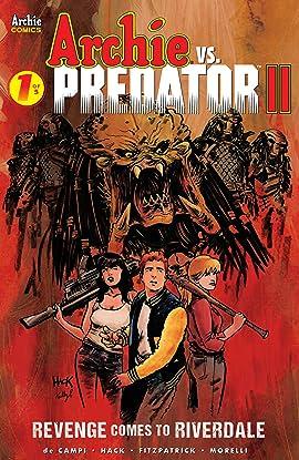 Archie vs Predator Vol. 2 #1