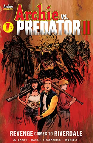 Archie vs Predator Vol. 2 #1