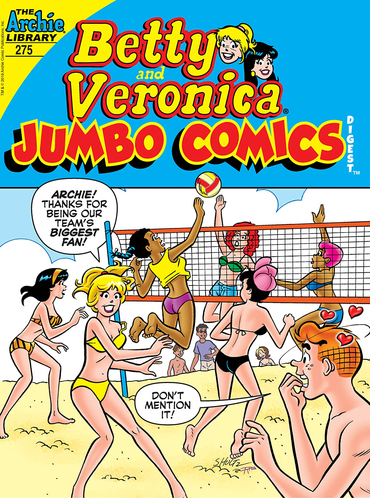 Betty & Veronica Double Digest #275