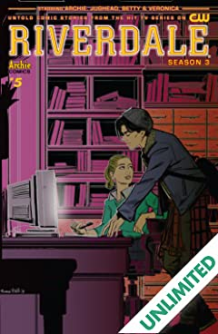 Riverdale: Season Three #5