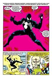 Spider-Man: The Complete Alien Costume Saga Book One