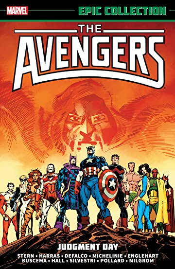Avengers Epic Collection: Judgment Day
