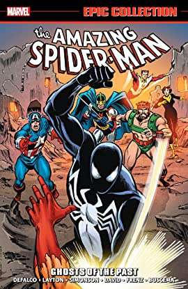 Amazing Spider-Man Epic Collection: Ghosts Of The Past