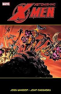 Astonishing X-Men by Joss Whedon & John Cassaday Ultimate Collection Book 2