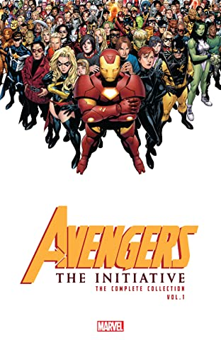 Avengers: The Initiative - The Complete Collection Tome 1