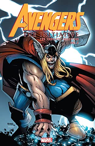 Avengers: The Initiative - The Complete Collection Tome 2