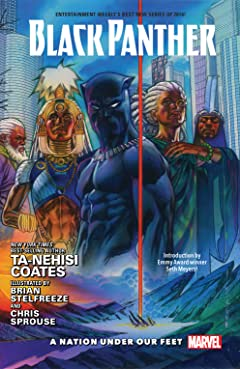 Black Panther by Ta-Nehisi Coates Vol. 1 Collection