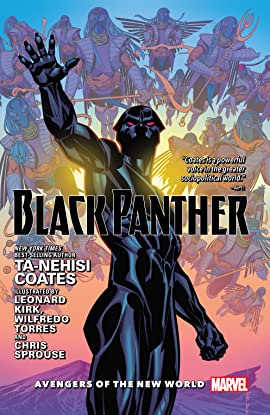 Black Panther by Ta-Nehisi Coates Vol. 2 Collection