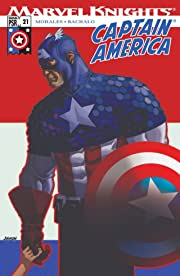 Captain America (2002-2004) No.21