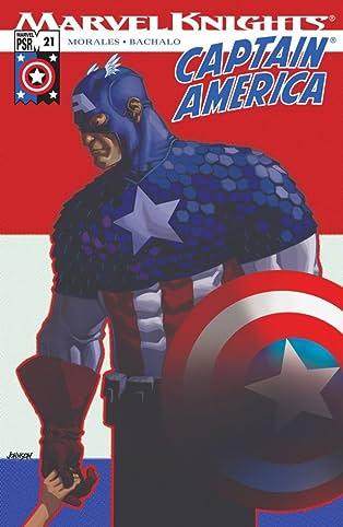 Captain America (2002-2004) #21