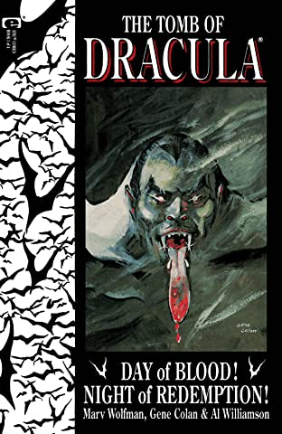 Tomb Of Dracula (1991-1992) #1 (of 4)
