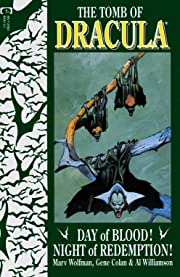 Tomb Of Dracula (1991-1992) #3 (of 4)