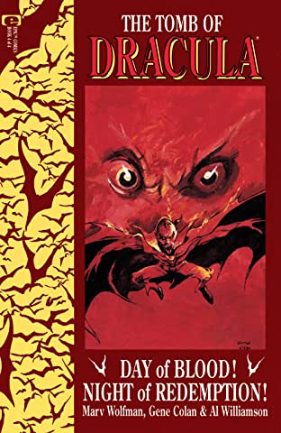 Tomb Of Dracula (1991-1992) #4 (of 4)