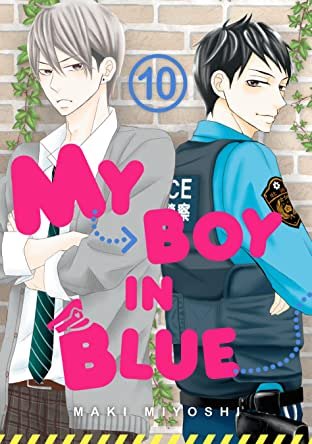 My Boy in Blue Tome 10