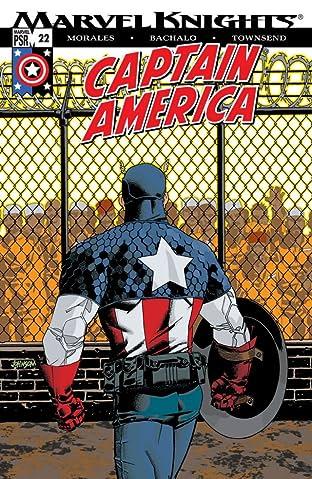 Captain America (2002-2004) #22