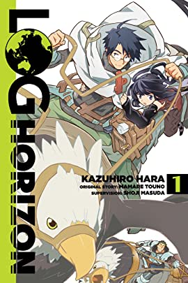 Log Horizon Vol. 1