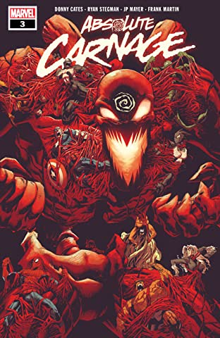 Absolute Carnage (2019) No.3 (sur 5)