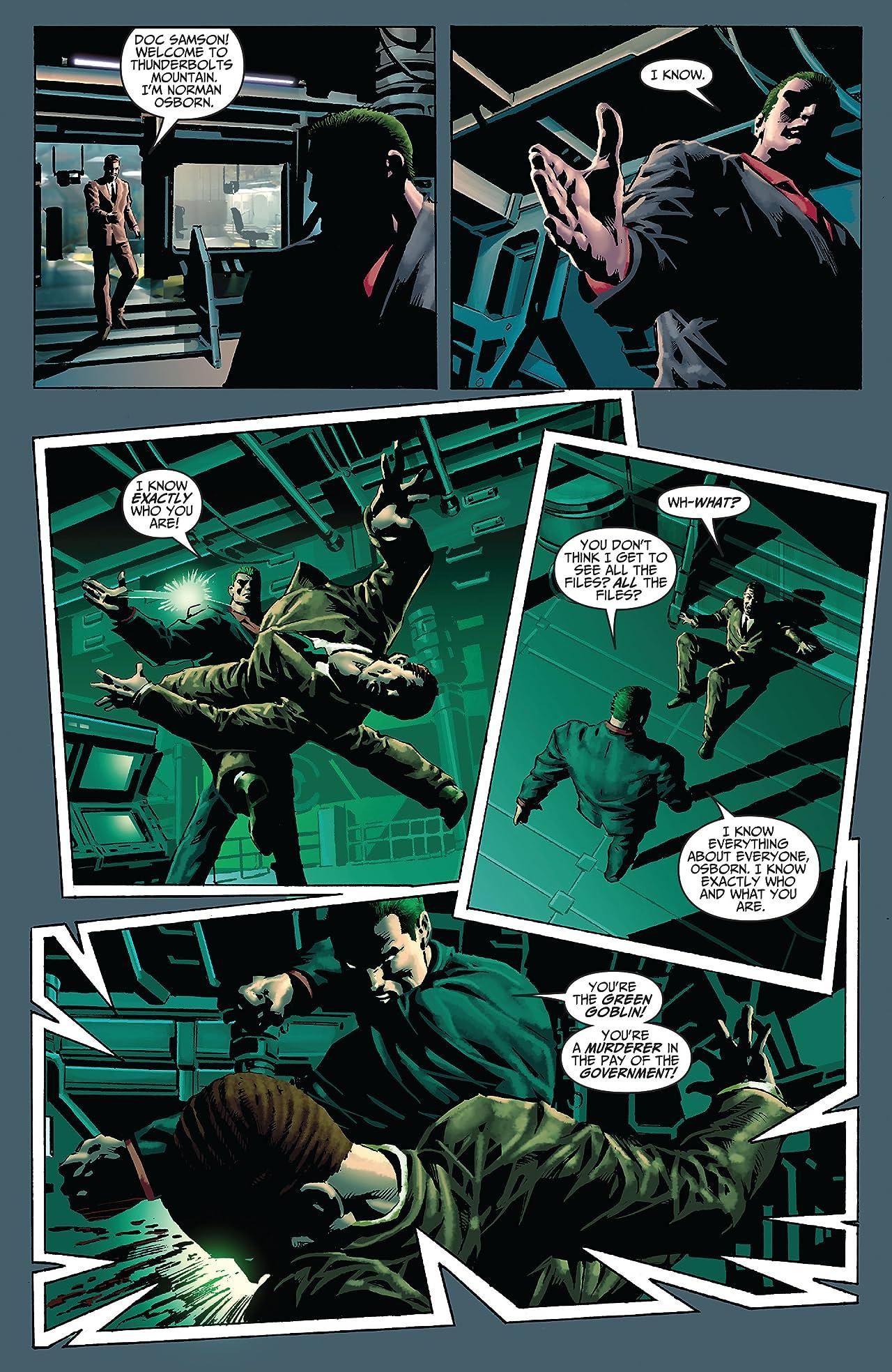 Thunderbolts (2006-2012) #117