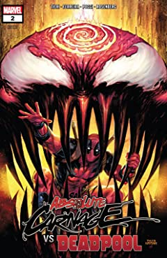 Absolute Carnage vs. Deadpool (2019) No.2 (sur 3)