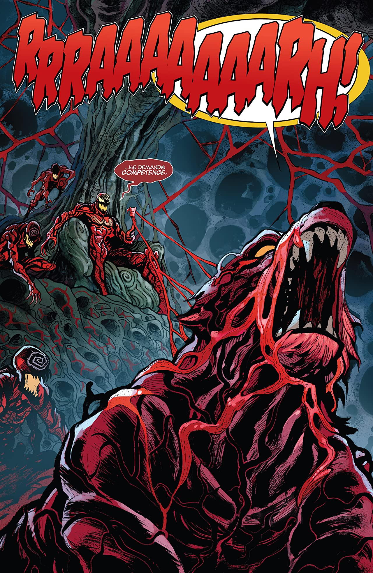 Absolute Carnage: Lethal Protectors (2019) #2 (of 3)