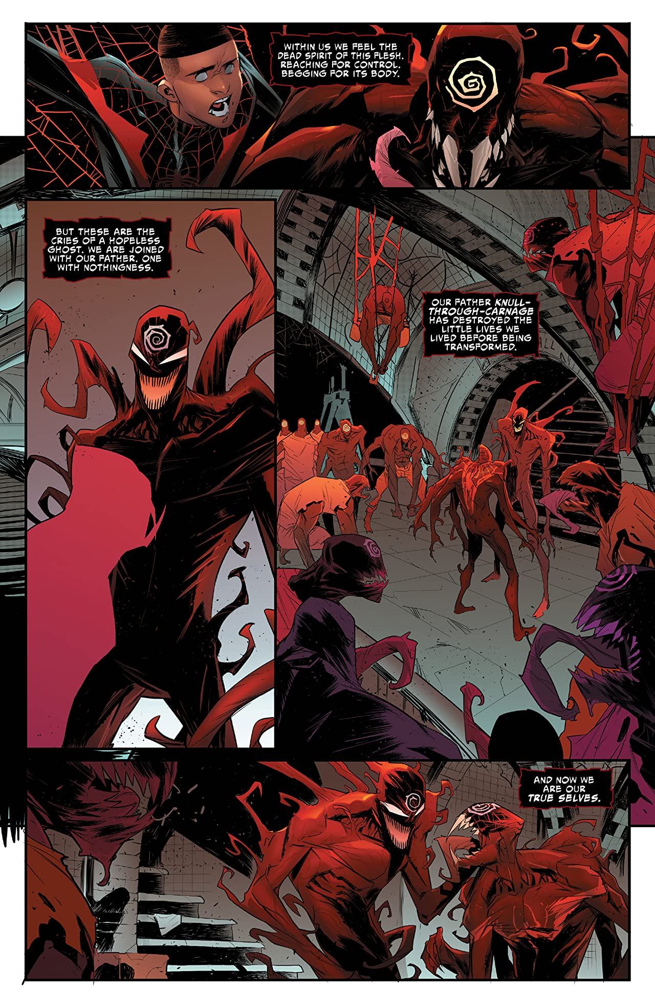 Absolute Carnage: Miles Morales (2019) #2 (of 3)