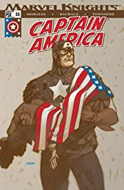 Captain America (2002-2004) No.23