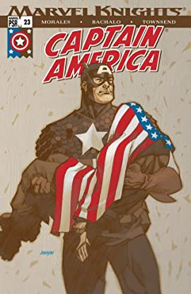 Captain America (2002-2004) No.23