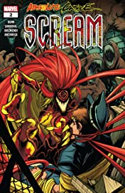 Absolute Carnage: Scream (2019) No.2 (sur 3)