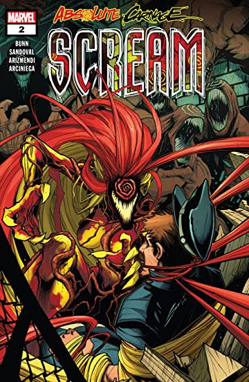 Absolute Carnage: Scream (2019) #2 (of 3)