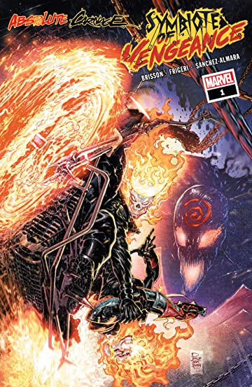 Absolute Carnage: Symbiote Of Vengeance (2019) No.1