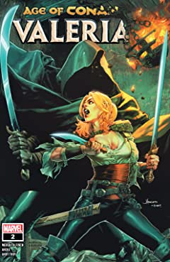 Age Of Conan: Valeria (2019) No.2 (sur 5)